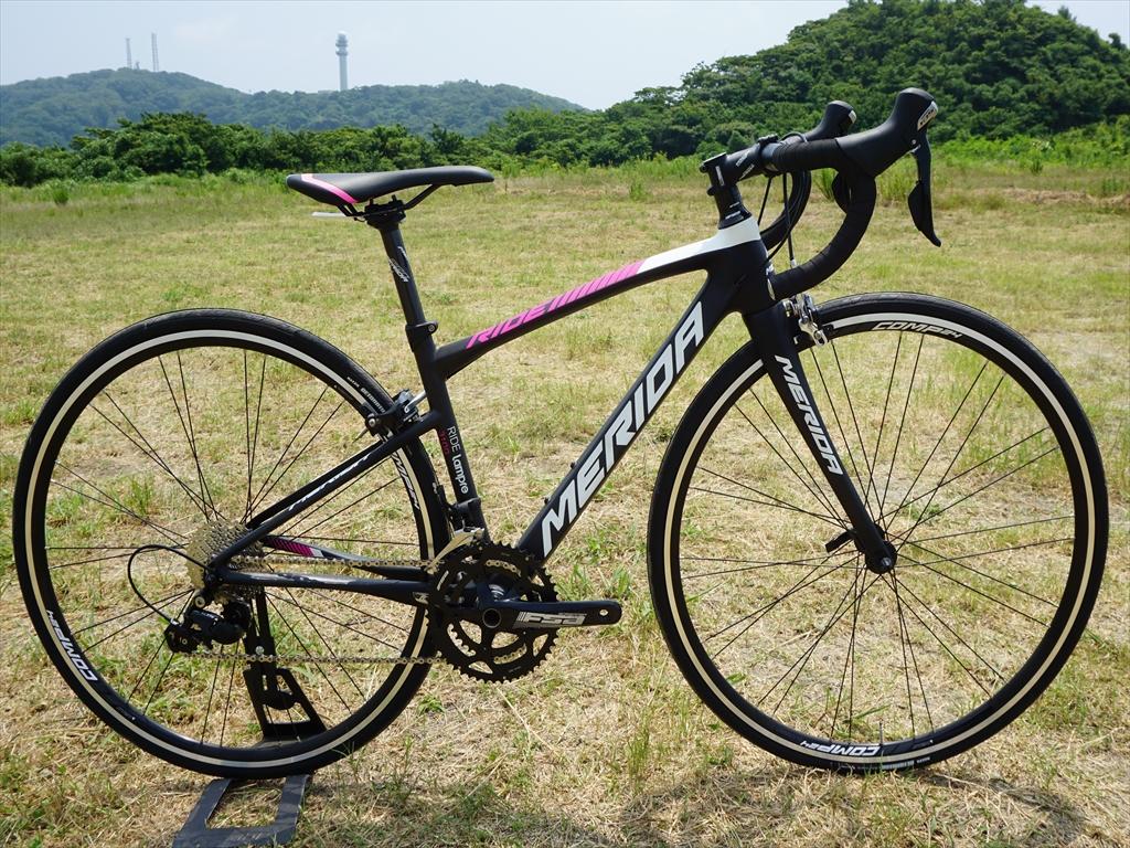 16 Merida ロードバイク サイクラリー喜輪 横浜のロードバイク Mtbショップ