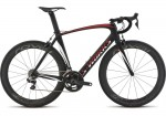 sw venge duraace di2-980000-carbon red wh